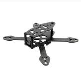SPC 95EP 95mm Distancia entre ejes 1.5mm Brazo 3K Fibra de carbono RC Drone FPV Racing Frame Kit 10g