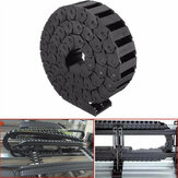 15mm x 30mm Nylon Towline Drag Chain Wire Carrier Grawerowanie Machine Accessory