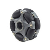 Small Hammer 58mm Omni Wheels For RC Robot Car