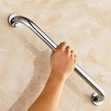 Stainless Steel Bathroom Wall Grab Bar Safety Grip Handle Towel Rail Shelf