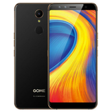 GOME U7 Global Rom 5.99 inch FHD+ NFC Iris Recognition 13MP Dual Front Camera 4GB 64GB Helio P25 4G Smartphone
