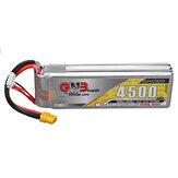 Gaoneng GNB 15.2V 4500mAh 100C 4S HVLiPoバッテリーXT60 / XT90/T Plug(RCドローン用)