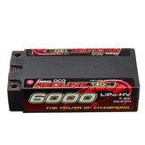 Gens ace REDLINE 7.6V 6000mAh 130C 2S Lipo Batería para RC Racing Drone
