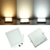 18W Cuadrado Dimmable Ultra Thin Ceiling Energy-Saving LED Panel Light