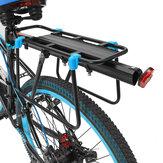 BIKIGHT 50Kg Capacidade Bicicleta Bagagem de Liberação Rápida Cargo Espigão Pannier Transportadora Traseira Rack Fender Acessórios de Bicicleta