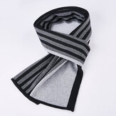Mens Knitted Windproof Thickening Scarf