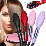Hair Brush Straightening Brush Hair Straightener Anion