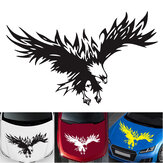 33x50cm Universal Car Stickers Body Hood Vinyl Eagle Engine Cover Decal Decoration