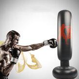 KALOAD 160cm pilier de boxe gonflable adulte enfants gobelet sac de frappe épaissi colonne d'exercice de remise en forme verticale