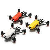 Kingkong Q100 100mm DIY Micro Mini FPV Geborsteld RC Quadcopter Frame Kit Ondersteuning 8520 Coreless Motor