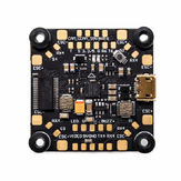 Bardwell F4 AIO Flight Controller V2 w/ JST Port & Onboard Memory OSD 3-6S 30.5x30.5mm for RC Drone