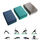 YUNMAI 2PCS High Density EVA Yoga Blocks Sports Gym Body Shaping Health Training Fitness Exercise Tools