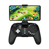 Gamesir G5 bluetooth kablosuz trackpad touchpad Gamepad ios Android için telefon klip ile