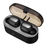 [Bluetooth 5.0] TWS Mini Fone De Ouvido Sem Fio Fone de Ouvido CVC 8.0 com Cancelamento de Ruído Baixo IPX5 Estéreo À Prova D 'Água Fones de ouvido
