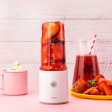 Pinlo PL-B007W2W Portable USB Electric Juicer 350ml /70W Home Fruit Electric Mixer Small Electric Juicer Squeezer From Xiaomi Youpin