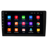 9 Polegada 2 DIN Carro Rádio Estéreo Quatro Core Android 8.0 Ecrã Tátil bluetooth WIFI GPS Nav Vídeo MP5 Player