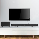 Bakeey Bluetooth Højttaler Hjemmebiograf Soundbar TV Audio 2.1 Echo Wall Bar Højttaler Subwoofer