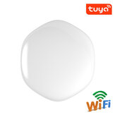 Bakeey Tuya Wifi Smart Water Sensor Wireless Detector APP Real-time Control Water Leakage Alarm for Smart Home Alarm System
