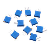 10pcs 3296W potentiomètre de trimmer Trimpot 5K ohm