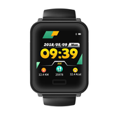 Bakeey E33 1.3' ECG Heart Rate Blood Pressure Monitor Long Standby Detachable Strap Sport Mode Message View Smart Watch
