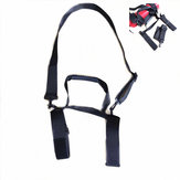 Cylinder Oxygen Tank Adjustable Back Belt Strap Water Sports Swimming Diving Accessories