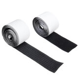Muspor Guitar Pasts Effect Pedal Tapes Hook + Loop Mounting Power-Grip Pedalboard Tapes 5CM * 2M Guitarra Parts Accessories