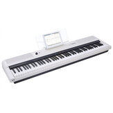 TheONE T98 TON 88 Keys Portable ضوء Keyboard Pro ذكي Piano