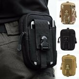 CAMTOA Outdoor Tactical Bag Talia Nylon Fanny Pack Camping Army Pouch