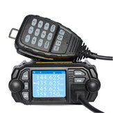 Zastone MP380 Mobile Radio VHF 136-174MHz UHF 400-480MHz Car Walkie Talkie CB Ham FM Transceiver