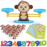 Animals Number Balance Math Toys Educational Toys Preschool Toddler Balancing Mathematics Game