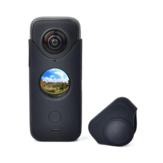 STARTRC Silikon Kılıf Soft Kapak Kabuk Toz Geçirmez Lens Kapak Koruyucu Insta360 ONE X2 FPV Kamera