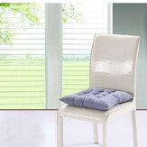 PureKolorBrushedSolidTatamiChair Seat Sofa Medytacja Poduszki podłogowe Home Office Seat Cushion