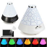 Colorful LED Night Light Portable Stereo bluetooth 3.0 Wireless Music Speaker