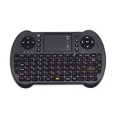 Viboton S501 2.4G Wireless Russian Mini Keyboard Touchpad Airmouse for TV Box PC Smart TV