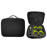 3Inch CineWhoop Drone Carring Bag Case Hardshell Bag for Diatone MX-C 349 Taycan iFlight Green Hornet Frame Kit RC Racing Drone