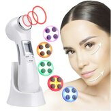 LED RF Photon Therapy Wrinkle Remover Face Lifting Machine Ultrasonic Massage Skin Rejuvenation Facial Beauty Equipment