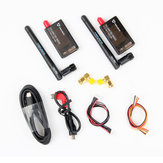 Holybro 433Mhz 915Mhz 500mW Transceiver Radio Telemetry Set V3 for PIXHawk 4 Flight Controller