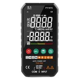 FY107B/FY107C Smart Automatic Digital Multimeter 6000 Counts High Precision Small Portable Anti-burning Universal Meter