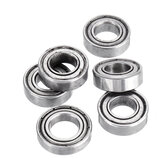 6PCS HG P407 1/10 Spare Ball Bearings 8x16x5mm LS029 RC Car Vehicles Model Parts