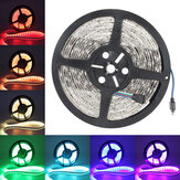 5M 5050 SMD RGB 300 LED Strip Light Waterproof IP65 12V DC