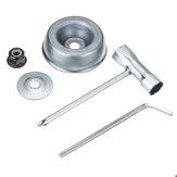 Strumento kit di manutenzione attacco adattatore lama per stringa STIHL Trimmer Pennello