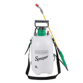 5L Liter Drukspuit Canapasic Spray Weed Killer Garden Chemical Pump Jet