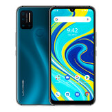 UMIDIGI A7 Pro Bandes mondiales 6,3 pouces FHD + Android 10 4150mAh 16MP AI Quad Camera 3 Card-slot 4GB 64GB Helio P23 4G Téléphone intelligent