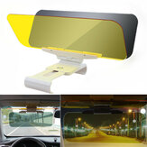 Audew Car Sun Visor 2 in 1 Dazzling Goggle Day Night Vision Goggle Anti-Dazzle Day Night Vision Driving Mirror Clear View Goggle