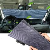 Araba Pencere Cam Geri Çekilebilir Güneşlik Otomatik Teleskopik Güneşlik Perde