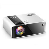 TD90 Mini Projector Full HD Portable 1280 x 720 p 3d projector for Smartphone Projector Home Theatre LED Projector For أندرويد هاتف Multi-screen mirror هاتف مع نفس شاشة قاعدة التشغيل رواية من العارض