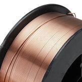 1/2x 0.8mm 1Kg ER70S-6 / ER50-6 Carbon Machine Steel Gas Shielded Welding Wire