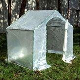 179x104x150cm Gardening Greenhouse PE Tent Warm Green House Plant Flower Grow Tent for Garden Greenhouse Tent