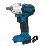Brushless Cordless Electric Wrench Rechargeable Impact Screwdriver For Makita 18V Battery