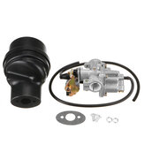 Carburetor With Air Filter Box For Suzuki LT50 1984-1987